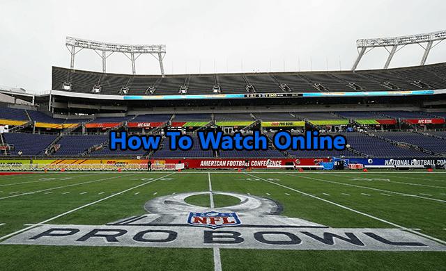 NFL Pro Bowl 2020 Live Online